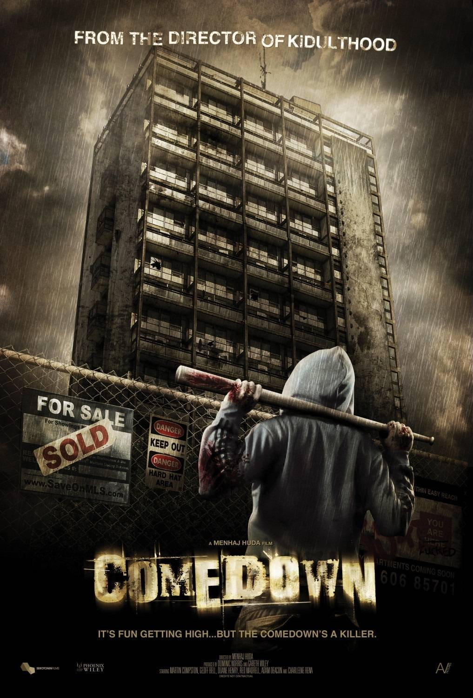 Kanlı Av (Comedown) - 2012 Türkçe Dublaj 480p BRRip Tek Link indir
