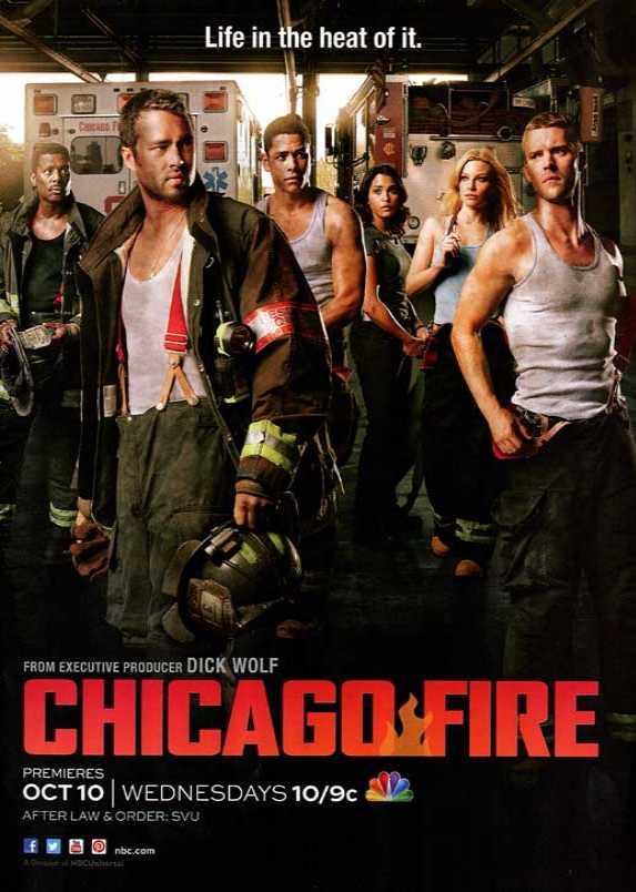 Chicago Fire | DVDRip | Seasons 01-02 | S02E22