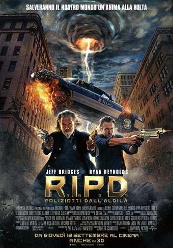 R I P D  - poliziotti dall'aldilà (2013) DVD9 Copia 1:1 - ITA/ENG