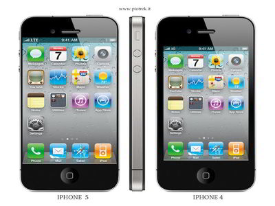 leaked iphone 5 pictures. Previously Leaked iPhone 5