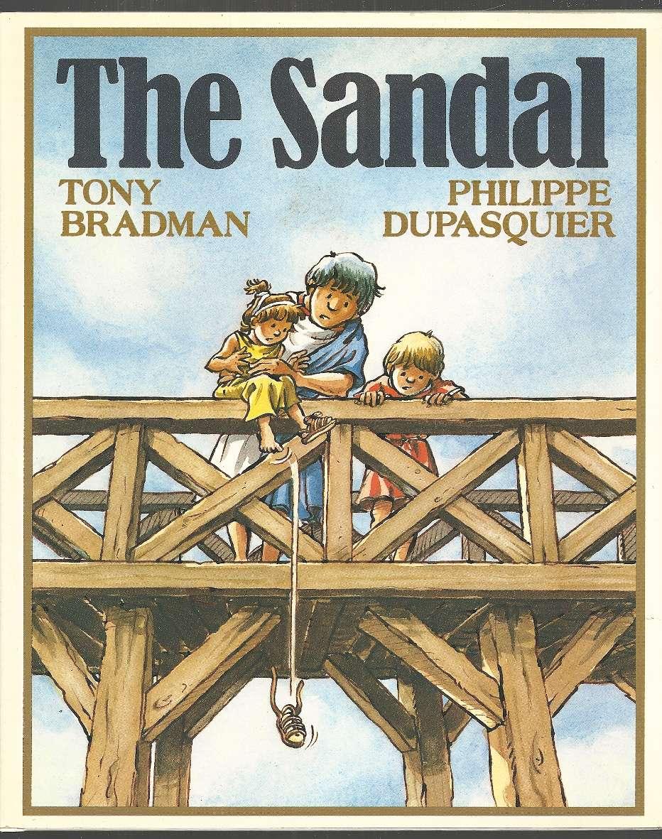 The Sandal, Bradman, Tony; Dupasquier, Philippe