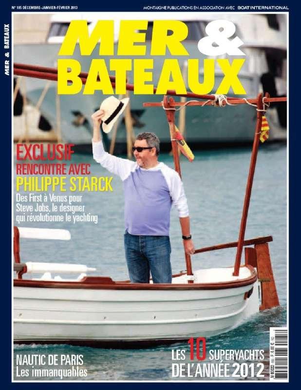 Mer & Bateaux N°185 Décembre 2012 à Février 2013