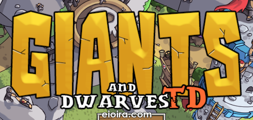Giants and Dwarves TD Logo