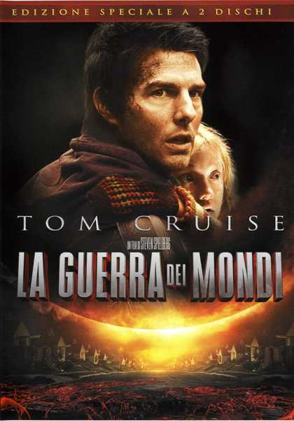 La guerra dei mondi - War of the Worlds(2005) Edizione Speciale 2 Dvd9 Copia 1:1 ITA - MULTI