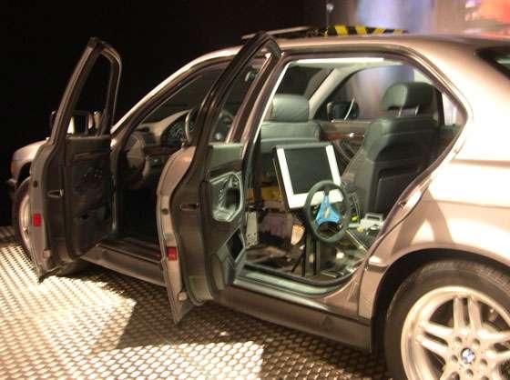 James Bond 007 Tomorrow Never Dies Adapted BMW