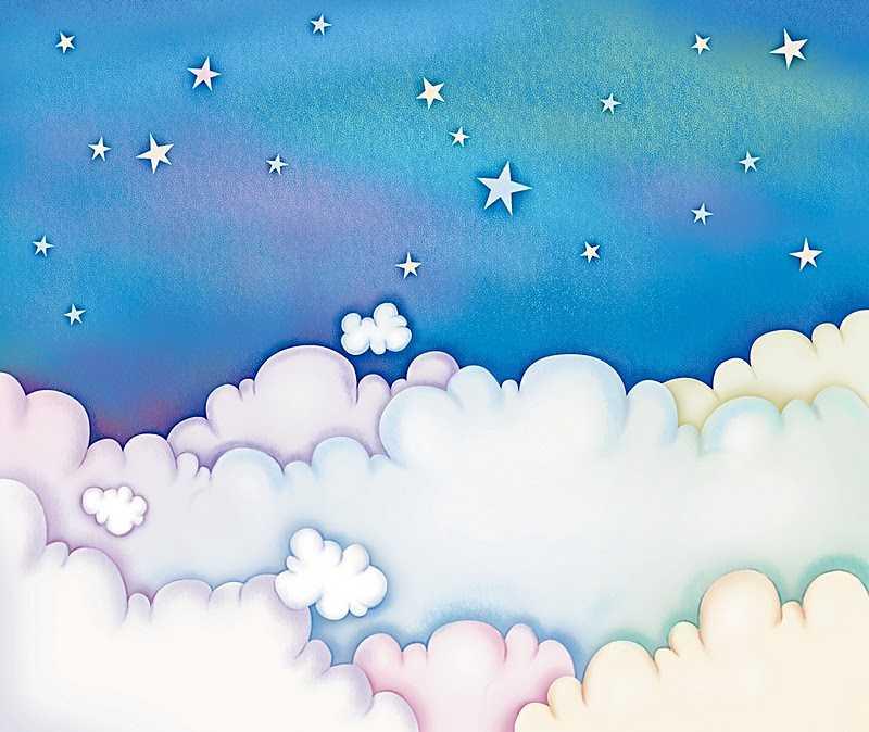 El rincon de mis imagenes fondo nubes - Imagenes de nubes infantiles ...