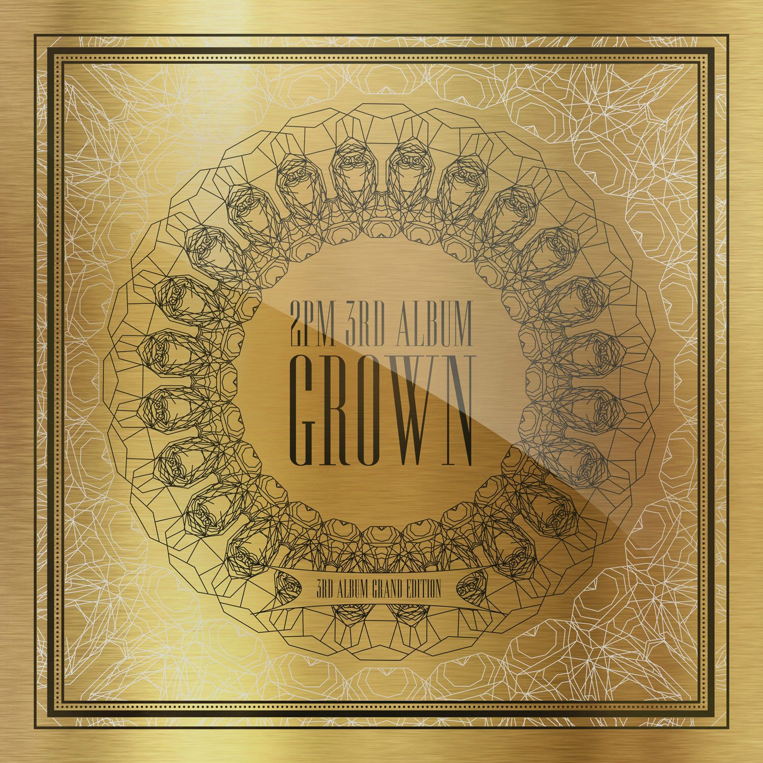 [Album] 2PM - Grown (Grand Edition) [Repakage]