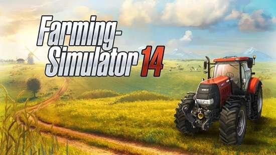 Farming Simulator 14 v1.3.5 Apk + MOD (Unlimited Money)