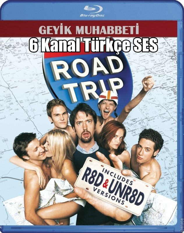 Geyik Muhabbeti - Road Trip - 2000 BluRay 1080p DuaL MKV indir