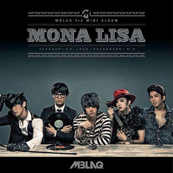 MBLAQ - Mona Lisa Thumbnail